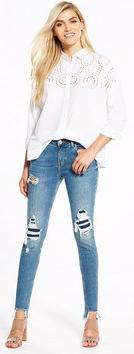 http://www.littlewoodsireland.ie/v-by-very-cutwork-white-cotton-shirt/1600160002.prd