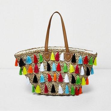 https://www.riverisland.ie/p/beige-multicolour-tassel-large-beach-bag-699895