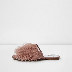 https://www.riverisland.ie/p/light-pink-feather-slip-on-sandals-706473