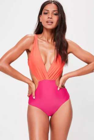 https://www.missguided.eu/pink-cut-out-tie-back-swimsuit-10051489