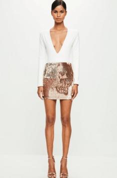 https://www.missguided.co.uk/gold-sequin-mini-skirt-10066808