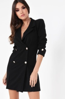 https://vavavoom.ie/products/jen-black-gold-button-blazer-dress?variant=617732669456