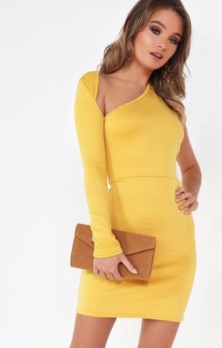 https://vavavoom.ie/products/rana-mustard-one-shoulder-dress?variant=267806081040