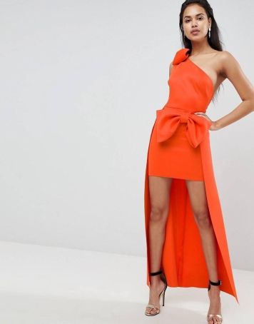 http://www.asos.com/asos/asos-bow-shoulder-high-low-maxi-dress/prd/9011478?clr=orange&SearchQuery=orange%20dress&gridcolumn=3&gridrow=10&gridsize=4&pge=1&pgesize=72&totalstyles=319