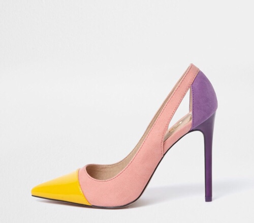 https://www.riverisland.ie/p/pink-colour-block-cut-out-court-shoes-715874