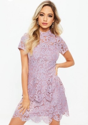 https://www.missguided.co.uk/tall-pink-short-sleeve-layered-lace-dress-10100724