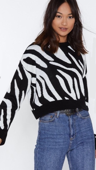 https://www.nastygal.com/gb/herd-is-the-word-zebra-sweater/AGG82975.html