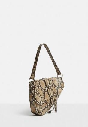 https://www.missguided.com/ie/brown-snake-print-saddle-bag10124272