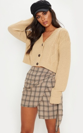 https://ie.prettylittlething.com/camel-cable-cropped-cardigan.html