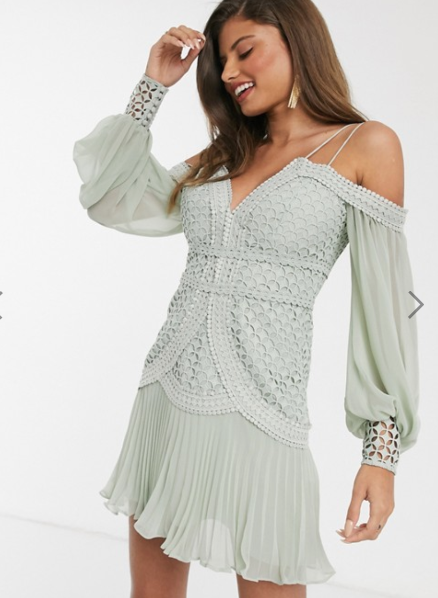 https://www.asos.com/asos-design/asos-design-lace-mini-dress-with-blouson-sleeve-and-pleated-hem-in-sage/prd/14198299?CTARef=Saved+Items+Image